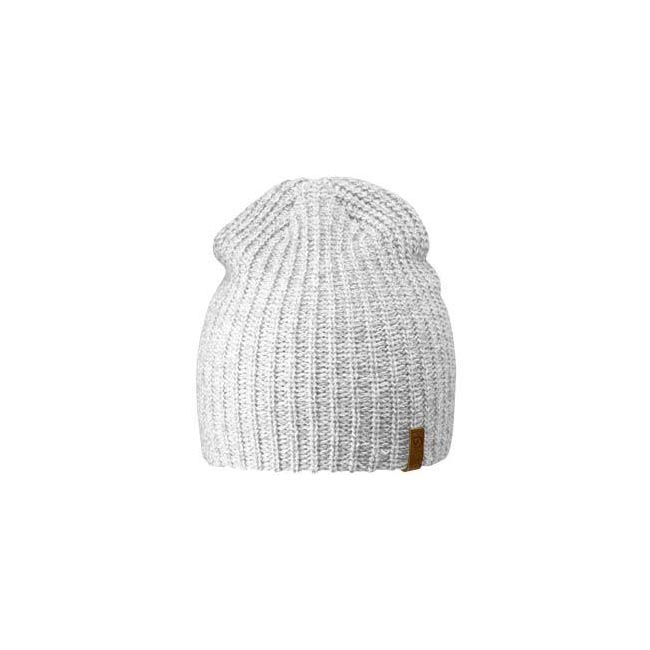 Equipment Fjallraven OVIK MELANGE BEANIE ECRU Outlet Online