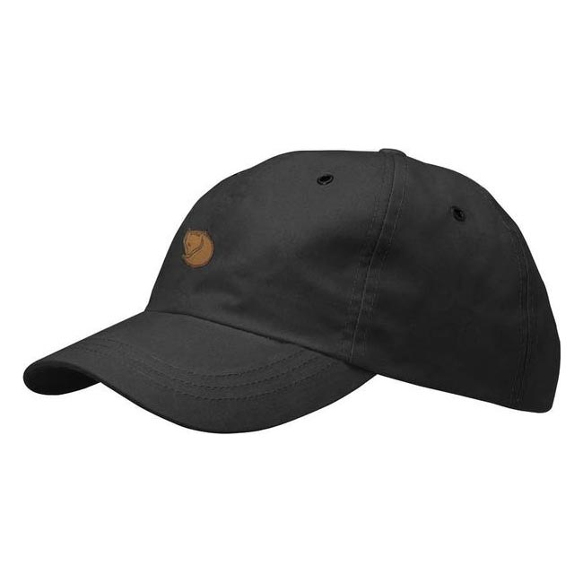 Cheap Fjallraven Equipment DARK GREY  HELAGS CAP Online