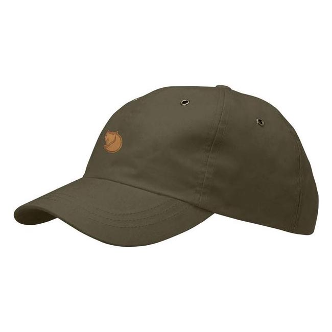 Equipment Fjallraven HELAGS CAP DARK OLIVE  Outlet Online