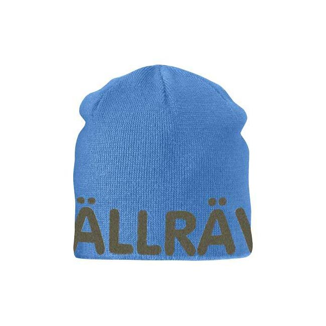 Fjallraven Equipment ARE BEANIE UN BLUE  On Sale