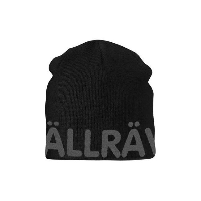 Fjallraven Equipment ARE BEANIE BLACK  On Sale