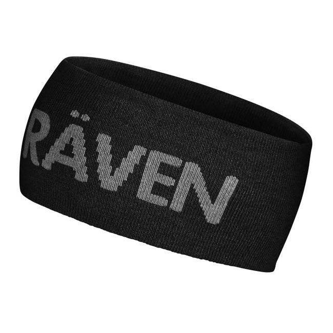Cheap Fjallraven Equipment BLACK  LOGO HEAD BAND Online