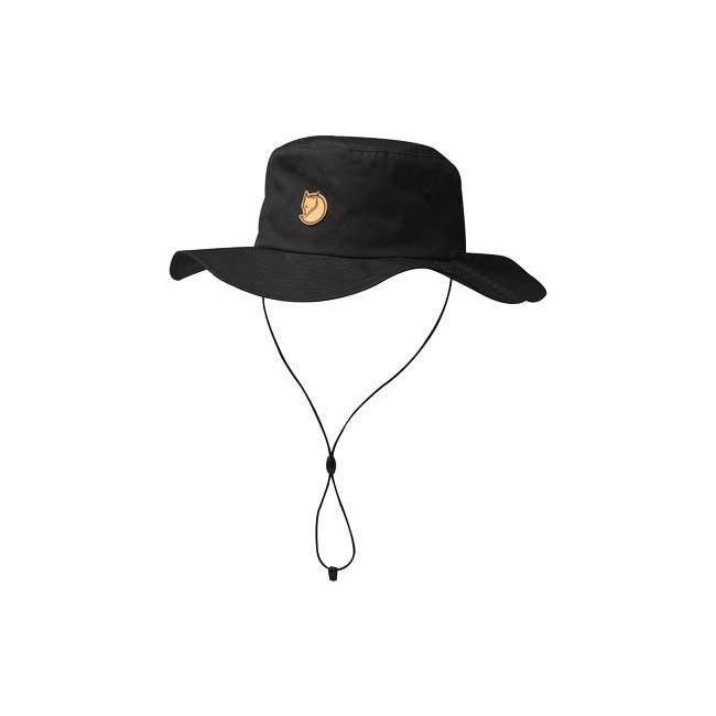 Equipment Fjallraven HATFIELD HAT DARK GREY Outlet Online