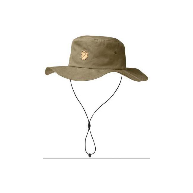 Equipment Fjallraven HATFIELD HAT LIGHT KHAKI  Outlet Online