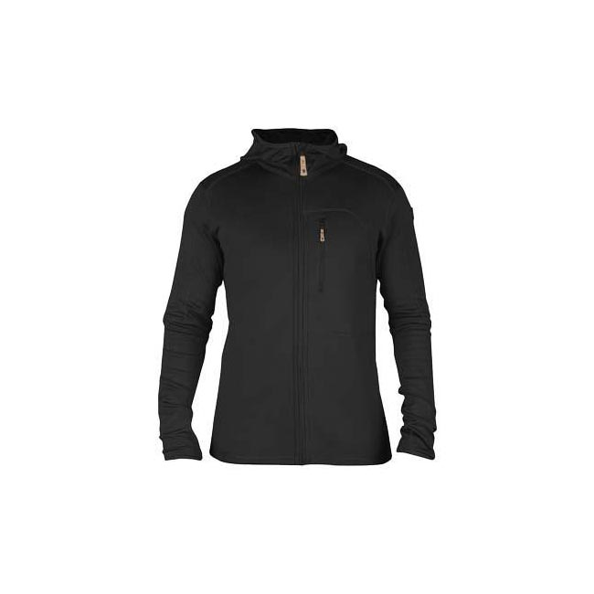 Fjallraven KEB FLEECE MEN'S JACKET Men DARK GREY Outlet Store