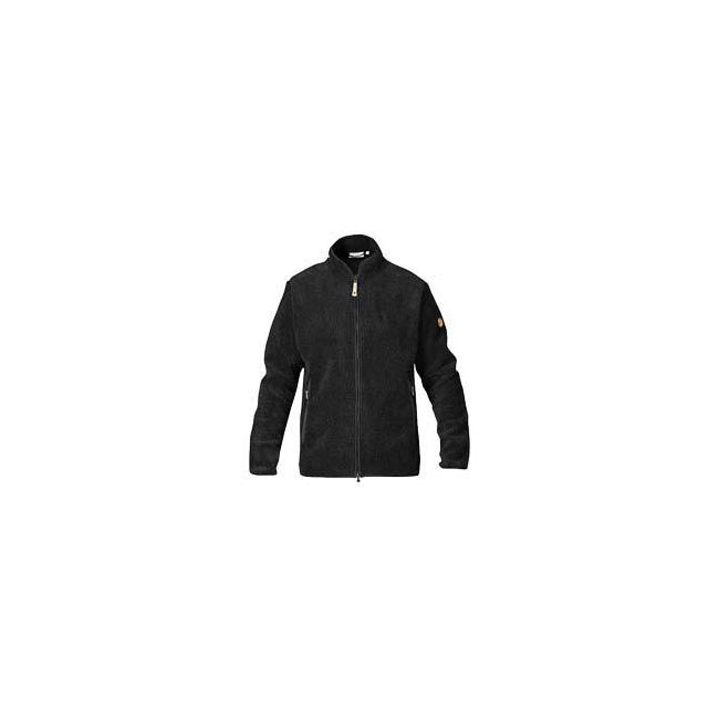 Men Fjallraven SINGI ZIP SWEATER DARK GREY Outlet Online