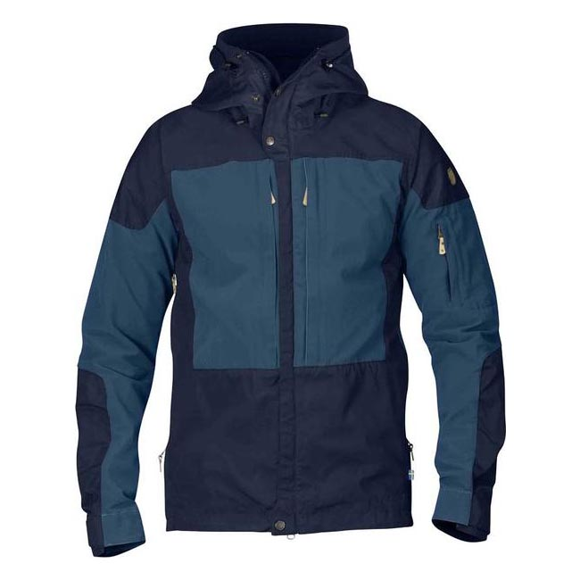 Men Fjallraven KEB JACKET DARK NAVY Outlet Online