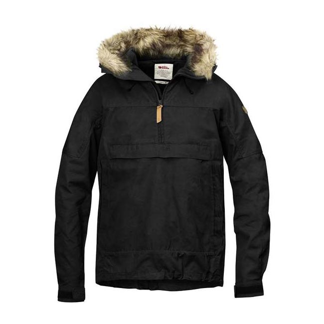Cheap Fjallraven Men BLACK SINGI ANORAK Online