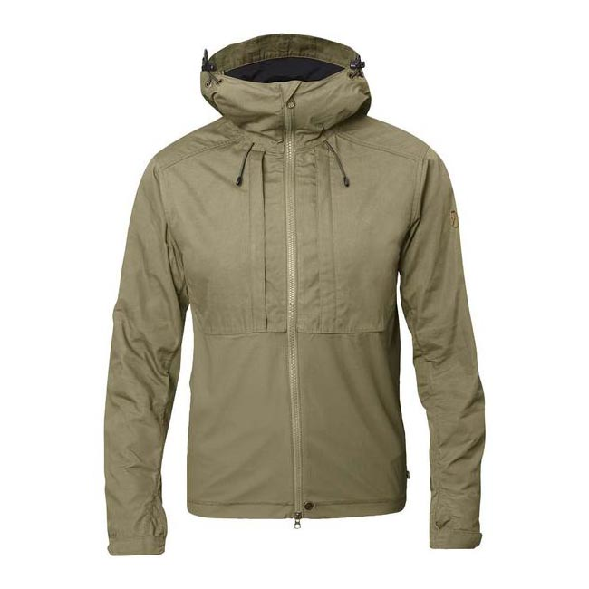 Men Fjallraven ABISKO LITE JACKET CORK Outlet Online