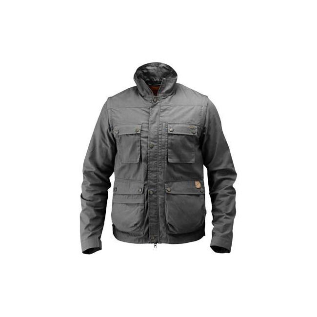 Men Fjallraven REPORTER LITE JACKET DARK GREY Outlet Online