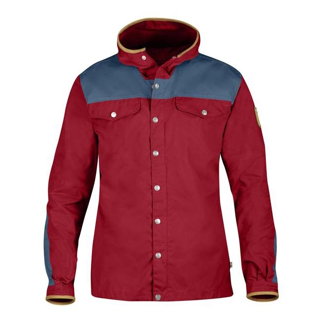 Men Fjallraven GREENLAND NO.1 SPECIAL EDITION - UPDATED DEEP RED Outlet Online