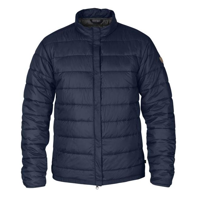 Men Fjallraven KEB PADDED JACKET DARK NAVY Outlet Online