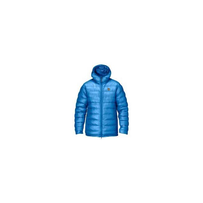 Men Fjallraven PAK DOWN JACKET UN BLUE Outlet Online