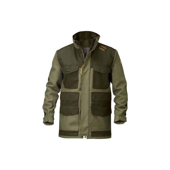 Men Fjallraven FOREST JACKET NO.3 DARK OLIVE Outlet Online
