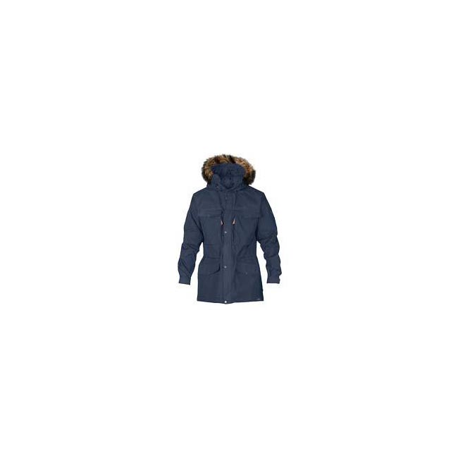 Men Fjallraven SINGI WINTER JACKET DARK NAVY Outlet Online