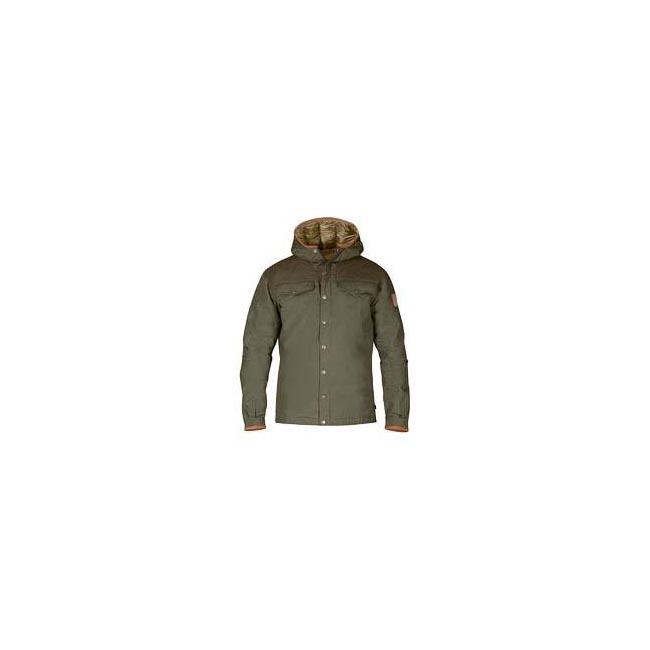 Men Fjallraven GREENLAND NO. 1 DOWN JACKET TARMAC Outlet Online