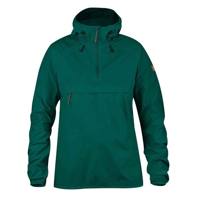 Cheap Fjallraven Women COPPER GREEN  HIGH COAST WIND ANORAK W Online