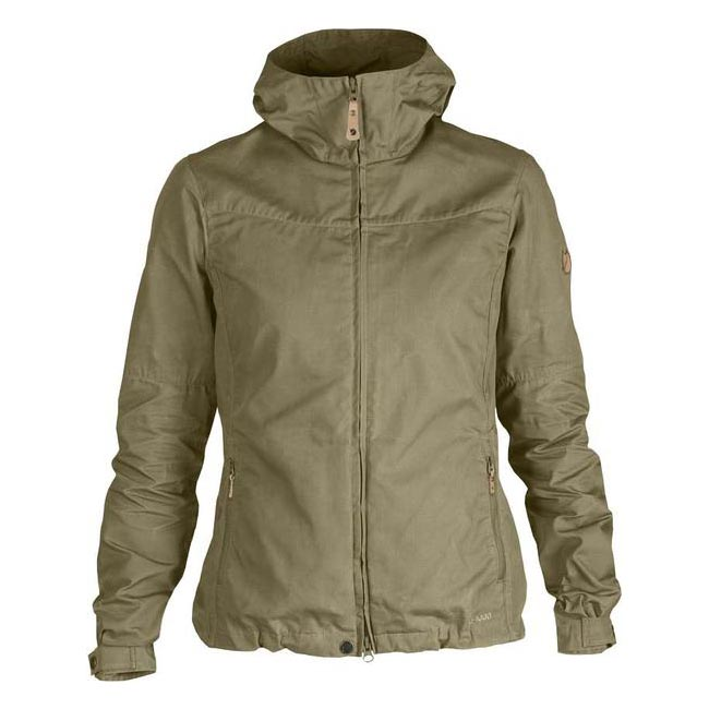 Women Fjallraven STINA JACKET CORK Outlet Online