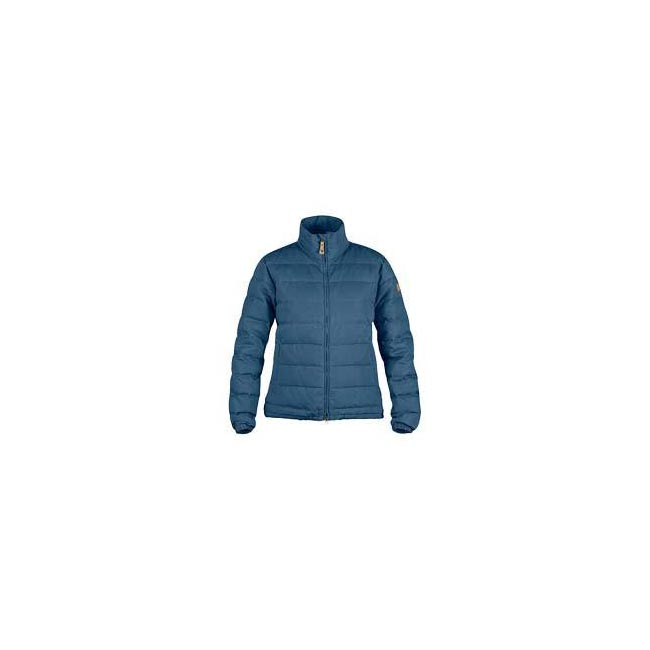 Cheap Fjallraven Women UNCLE BLUE  ÖVIK LITE JACKET W Online