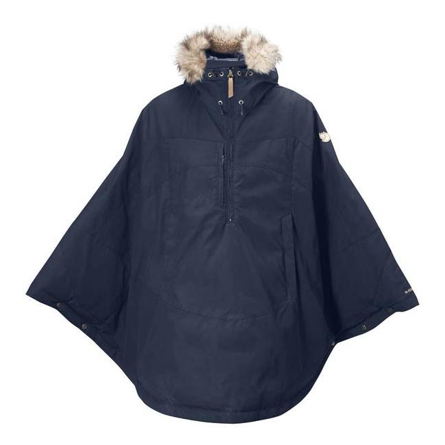 Women Fjallraven LUHKKA DOWN DARK NAVY Outlet Online