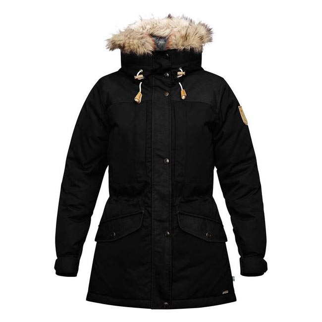 Women Fjallraven SINGI DOWN JACKET W BLACK  Outlet Online