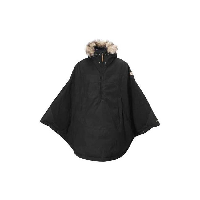 Women Fjallraven LUHKKA DOWN BLACK Outlet Online