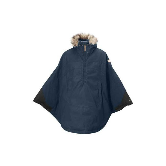 Women Fjallraven LUHKKA DOWN UNCLE BLUE Outlet Online