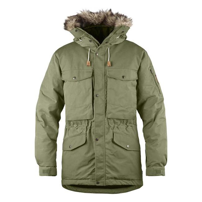 Women Fjallraven SINGI DOWN JACKET GREEN Outlet Online