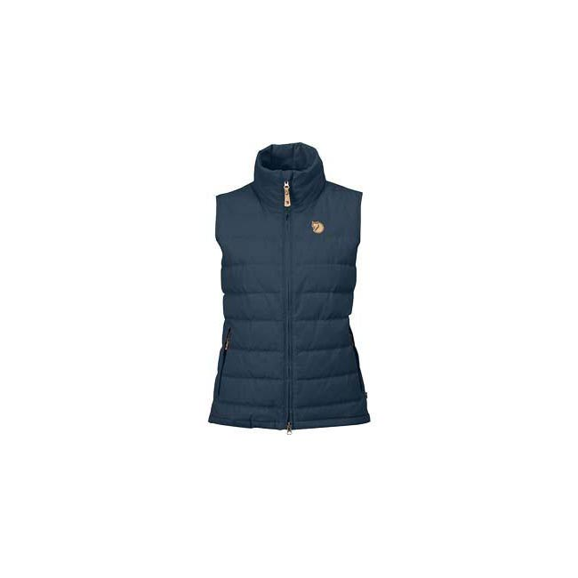 Women Fjallraven OVIK LITE VEST W UNCLE BLUE  Outlet Online